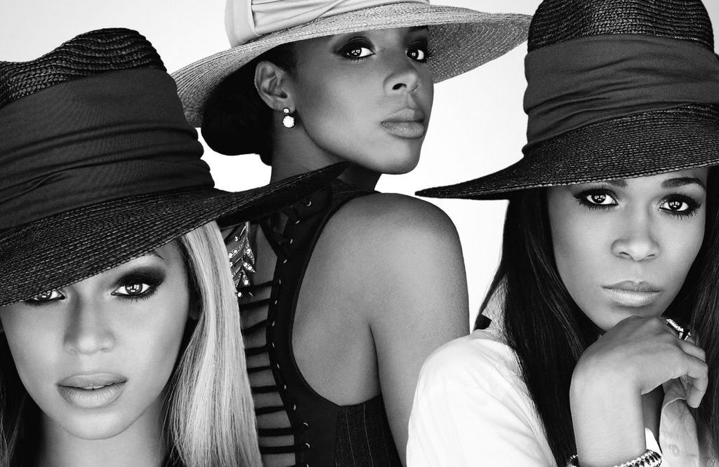 "Official Video: Michelle Williams 'Say Yes"" ft. Beyonce & Kelly"