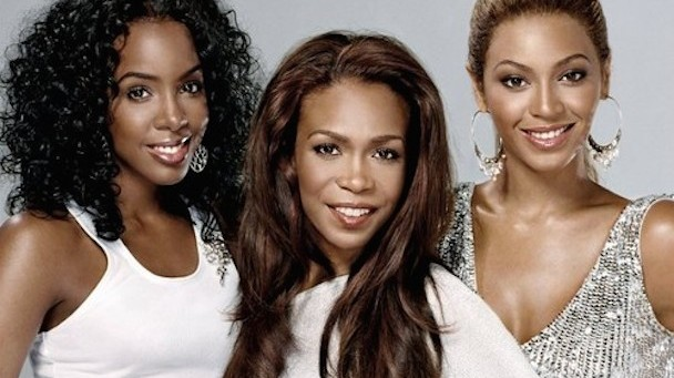 "Michelle Williams ""Say Yes"" ft. Beyonce & Kelly"