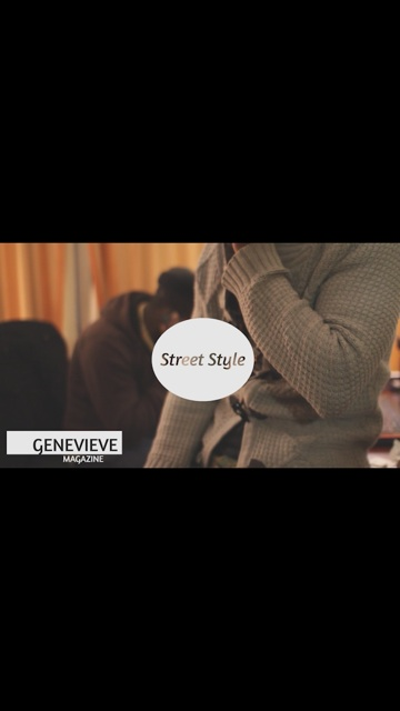 """Street Style with Eva Toby""  Episode 4"