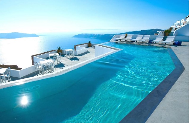 The beauty of Santorini!!!